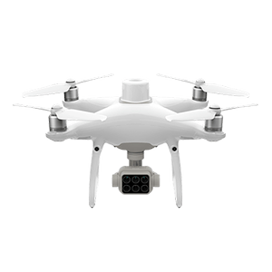 DJI Phantom P4 Multispectral