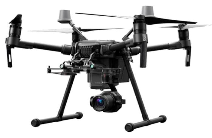 dron industria